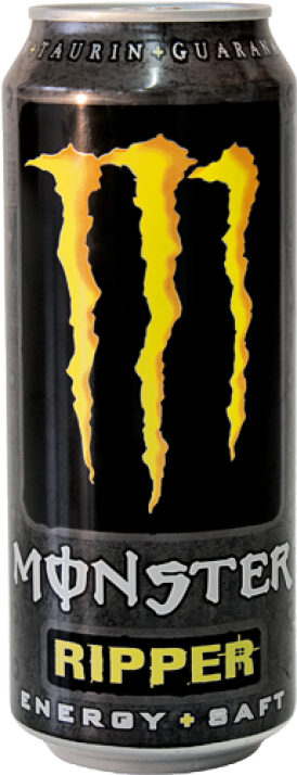 Monstrózní dávka energie od Monster energy